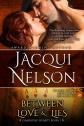 Between Love & Lies - Book Cover